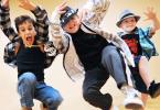 школа дэнсхола для детей